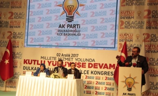 AK Parti Genel Başkan Yardımcısı Ünal: Onlar bu ülkeye ihanet ediyor