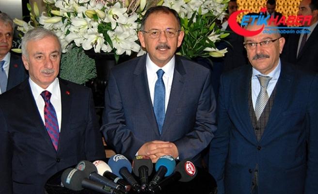 Bakan Özhaseki'den belge açıklaması