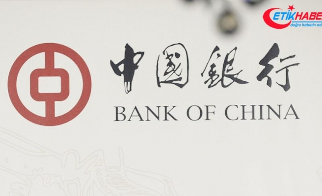 'Bank of China Turkey AŞ'nin lisansı onaylandı