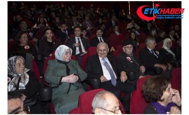 Başbakan Binali Yıldırım 'Ayla' filmini izledi