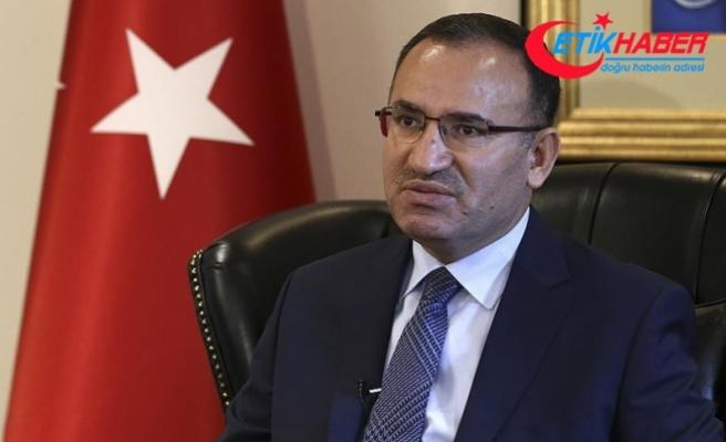 Başbakan Yardımcısı ve Hükümet Sözcüsü Bozdağ: Karar, uluslararası hukuka da aykırıdır