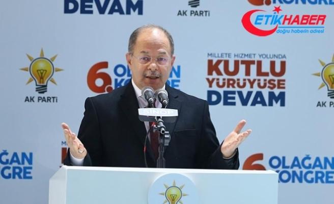 Başbakan Yardımcısı Akdağ: Kudüs için ayağa kalkan dünya varsa bu, Erdoğan'ın liderliğinde olmuştur