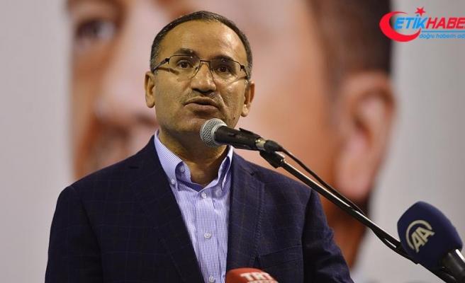 Bozdağ: Türkiye dış müdahalelerle iktidara gelmeye karşıdır