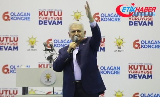 Başbakan Yıldırım: Türkiye'nin değişmez gündemi kalkınmadır, refahtır