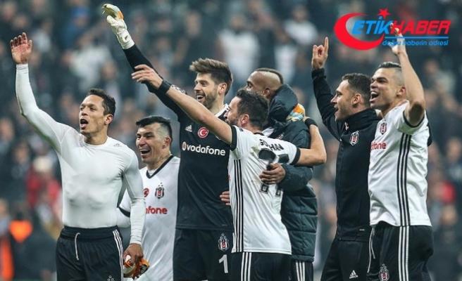 Beşiktaş grubu rekorlarla bitirme peşinde
