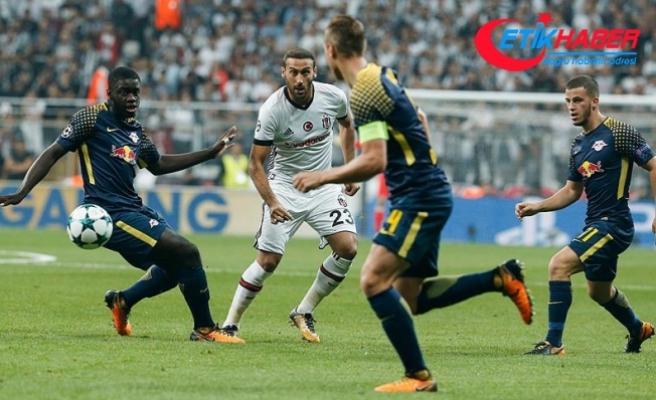 Beşiktaş gruptaki son maçına çıkıyor