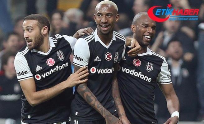 Beşiktaş'ı Avrupa'da üç oyuncu sırtladı