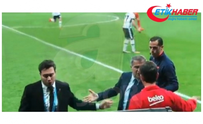 Beşiktaş Teknik Direktörü Şenol Güneş, Derbide Yardımcısını Tokatladığı iddia edildi