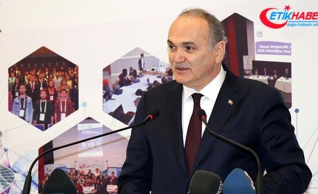 Bakanı Özlü: OSB'ler 8 bin kişiye ekmek kapısı olacak