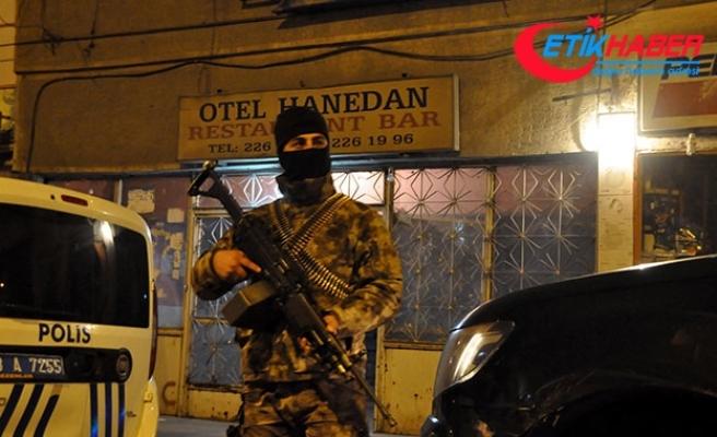 Bitlis'te asayiş uygulaması