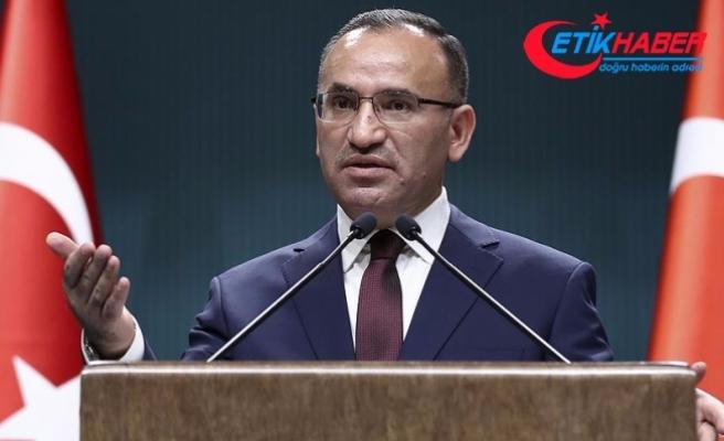 Bozdağ: Kılıçdaroğlu'nun son kullanma tarihinin dolduğuna karar verilmiş