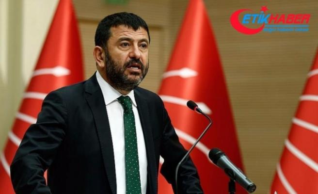 CHP'li Ağbaba: Bizi fezleke ile korkutmaya çalışıyorlar