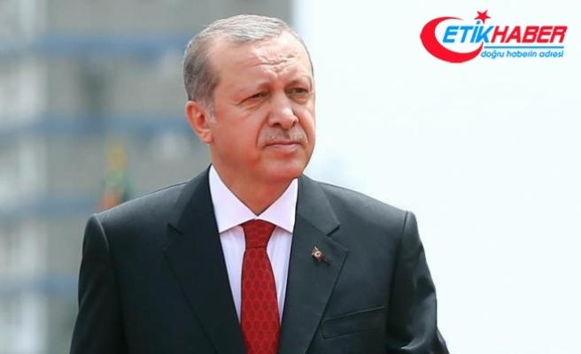 Cumhurbaşkanı Erdoğan, Çad'a gitti
