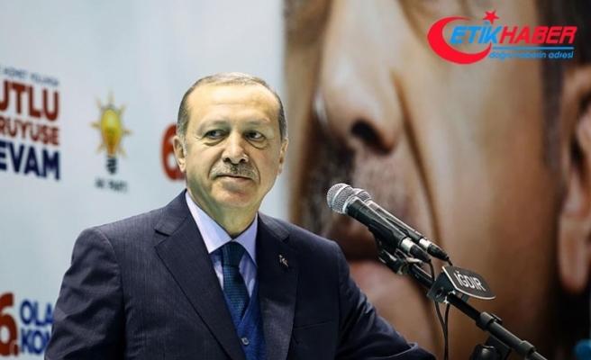 Cumhurbaşkanı Erdoğan: Kurulan oyunların hepsi çöküyor