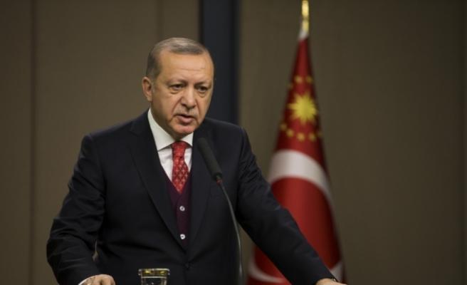 Cumhurbaşkanı Erdoğan'dan Kılıçdaroğlu'na: Sende böyle bir karakter, böyle bir cibilliyet yok ki