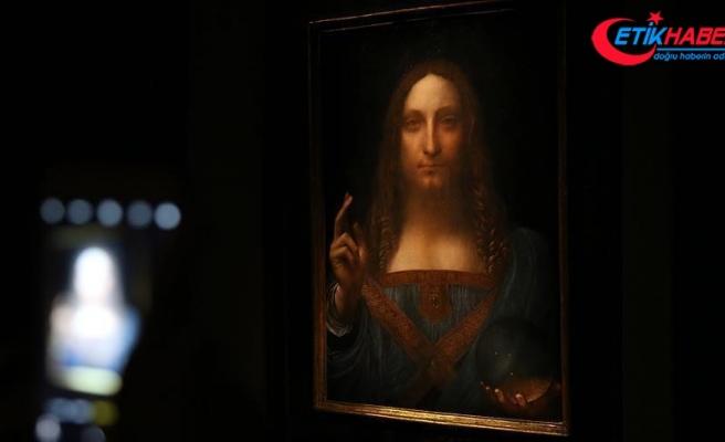 Da Vinci tablosunu Suudi Veliaht Prens'in aldığı iddia edildi