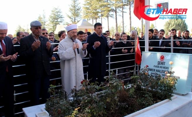 Diyanet İşleri Başkanı Erbaş: Camiler sadece namaz kılınan yerler değil