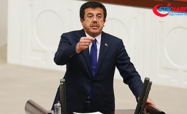 Ekonomi Bakanı Zeybekci: Türkiye her şeye rağmen büyümede dünyada bir numara olmuştur