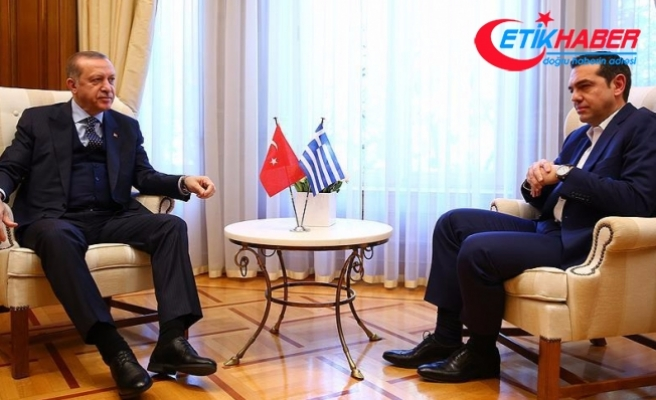 Erdoğan: Hiçbir komşu ülkenin toprak bütünlüğünde gözümüz yok