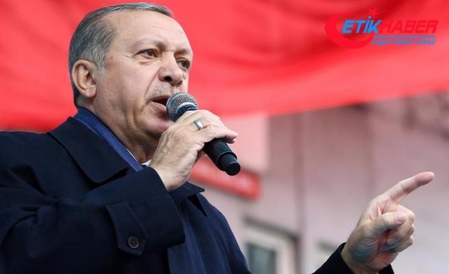 Erdoğan: Siyasi liderler karıştırmak için değil barıştırmak için olurlar