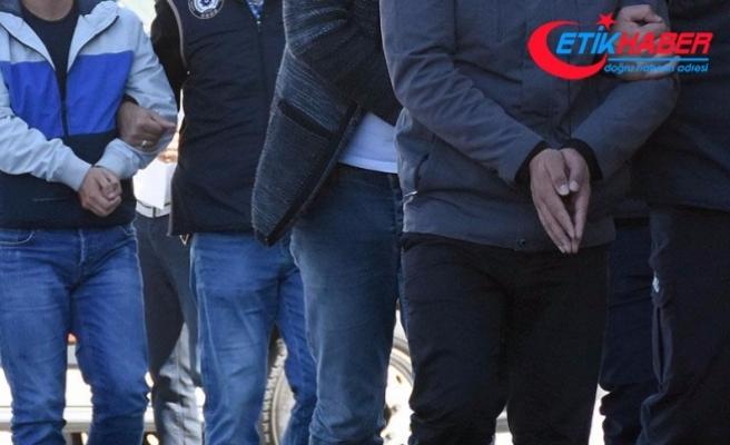 """FETÖ'nün """"gaybubet ev""""lerine düzenlenen operasyonda gözaltı sayısı 68'e yükseldi"""