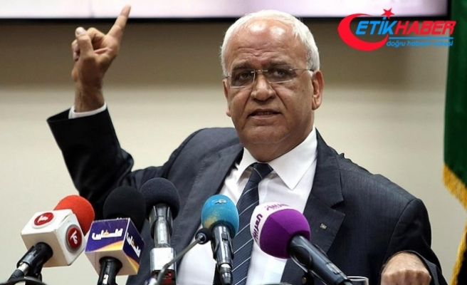 FKÖ Genel Sekreteri Ureykat: Kudüs'ün geleceğine ilişkin kararı ABD Başkanı'nın ifadeleri değil Filistin halkı belirler
