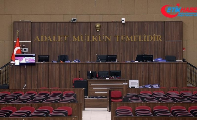 Hatay'daki FETÖ davasında hapis cezası