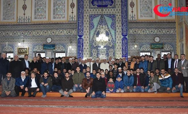 Kadıköy'de Cami-Gençlik Buluşması düzenlendi