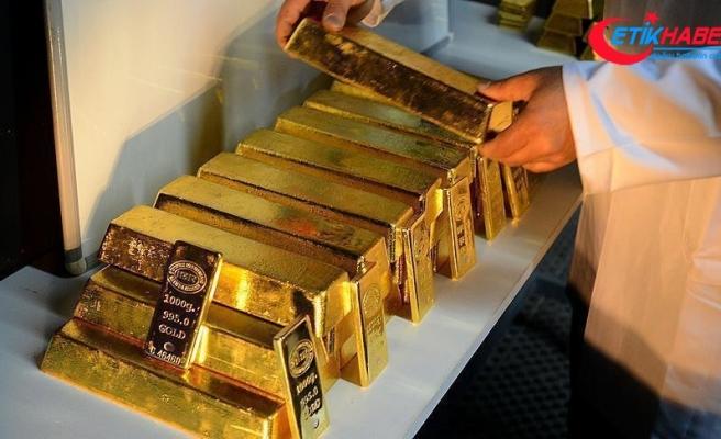 Altının kilogramı 152 bin 900 liraya geriledi