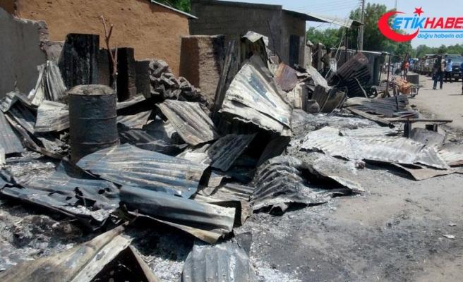 Nijerya'da Boko Haram köye saldırdı: 5 ölü