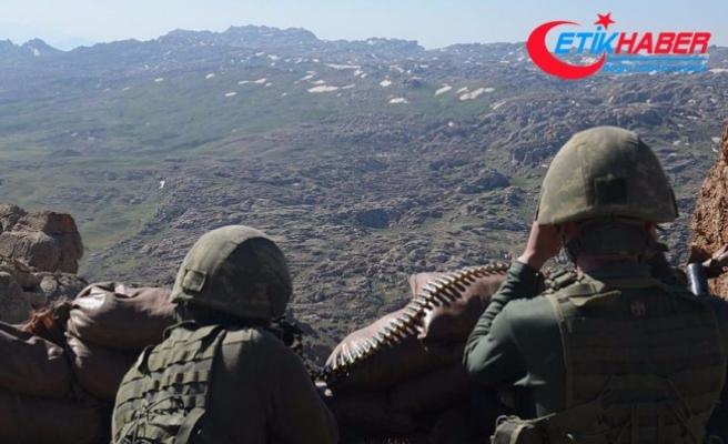 Tunceli'de 8 terörist etkisiz hale getirildi
