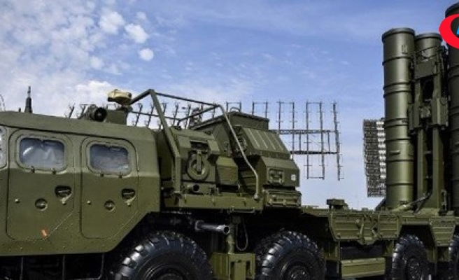 Savunma Sanayii Müsteşarlığı'ndan S-400'lere ilişkin açıklama