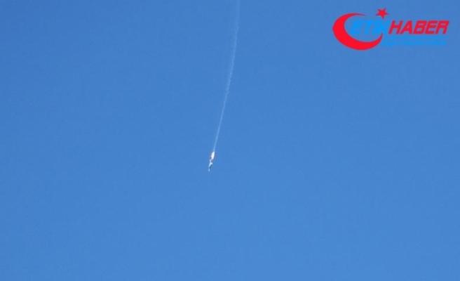 İsrail: Suriye savaş uçağını düşürdük