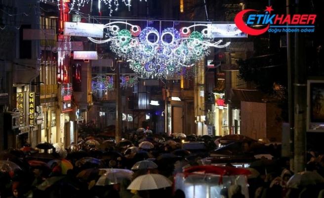 'Taksim'de yılbaşı kutlaması yapılmayacak'