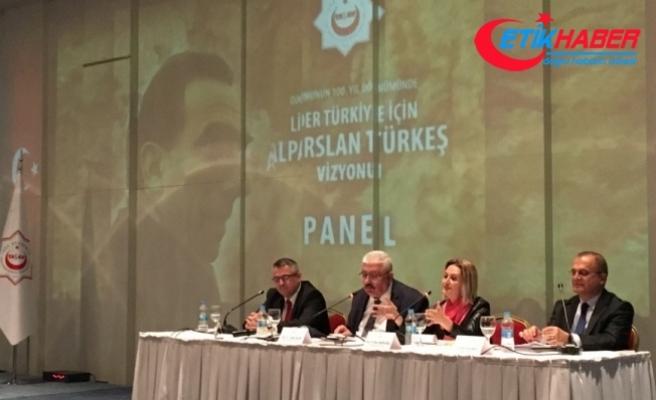 """TASAV """"Türkiye İçin Alparslan Türkeş Vizyonu"""" Konulu Panel Düzenledi"""