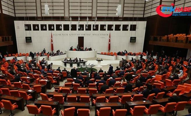 Meclis Genel Kurulunda OHAL görüşmelerine başlandı