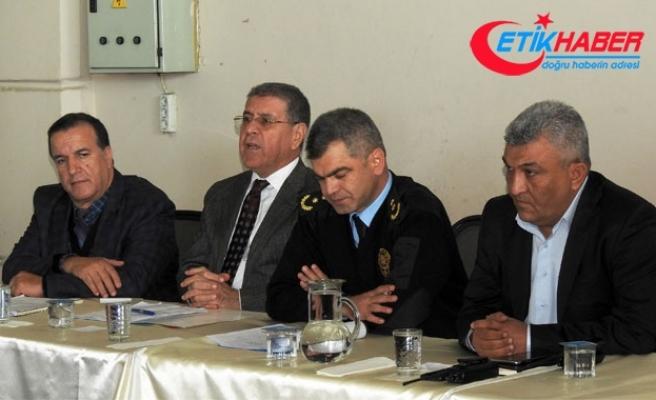 Terminalde 45 bin lira hanut cezası