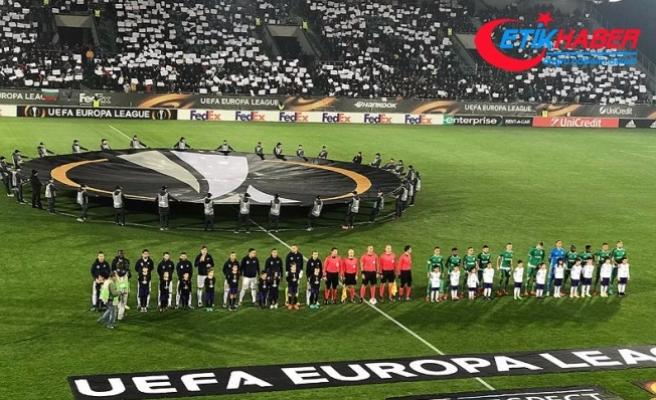 UEFA Avrupa Ligi'nde maçlar tamamlandı
