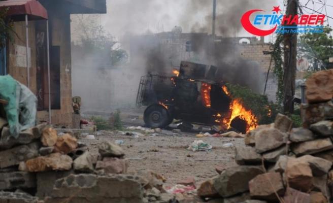 Yemen'de Husiler ile Salih güçleri arasında çatışmalar şiddetlendi