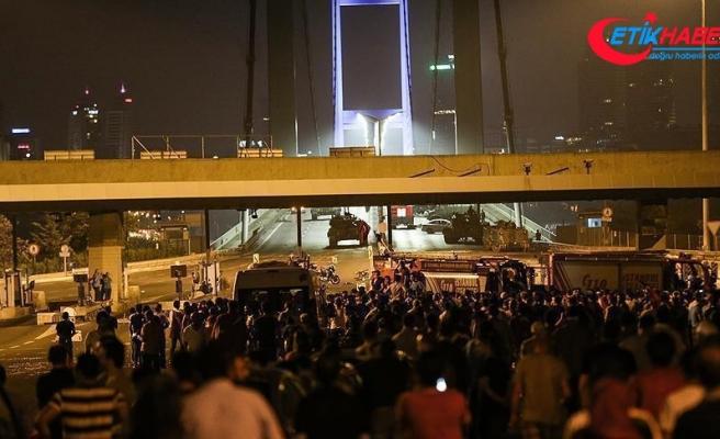 15 Temmuz Şehitler Köprüsü davasının 23. duruşması başladı