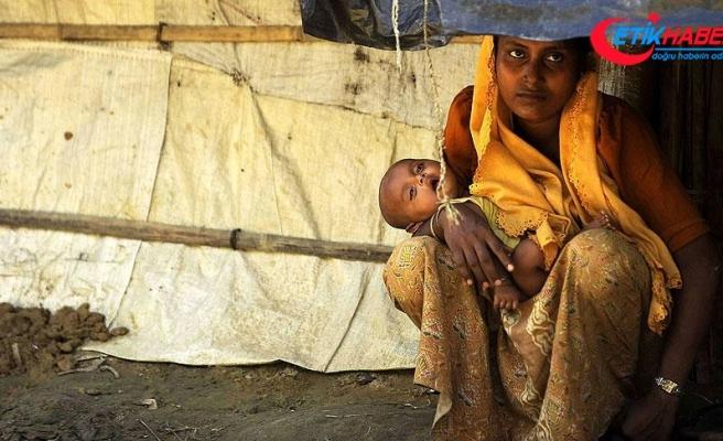 48 bin Arakanlı bebek sağlıksız koşullarda doğacak