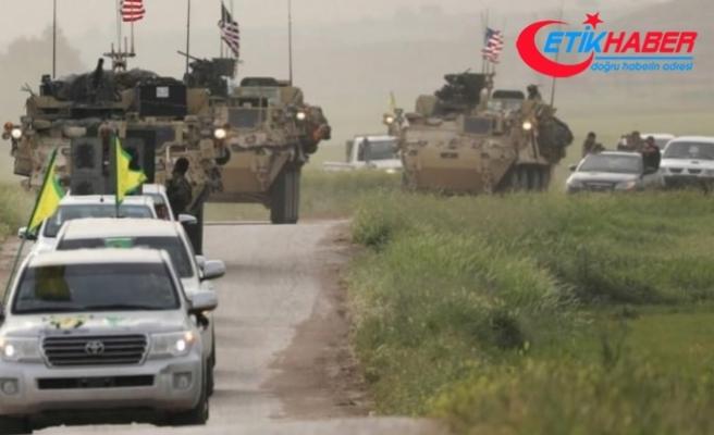 ABD, Türkiye sınırında terör örgütüne yeni ordu kuruyor