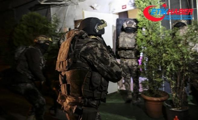 Adana'da terör örgütü PKK'lıların da olduğu 8 kişi yakalandı