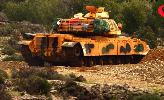 TSK ve ÖSO unsurları, Burseya Dağı'nı ve üç köyü terör örgütü PYD/PKK'dan temizledi