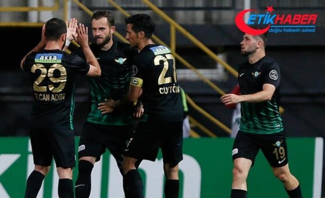 Akhisarspor, Manisa 19 Mayıs Stadı'na veda etti