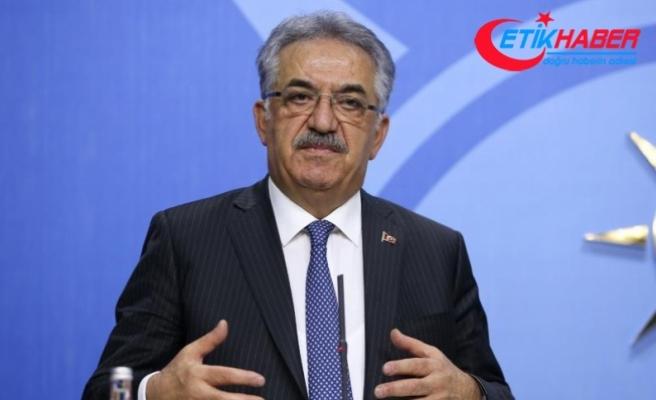 AKP'li Yazıcı: İttifak alanı düzenlenmeye muhtaç bir alan