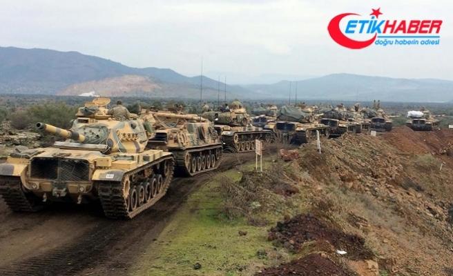 Suriyeli Türkmen ve Arap Aşiretleri Birliği'nden Zeytindalı Operasyonu'na tam destek