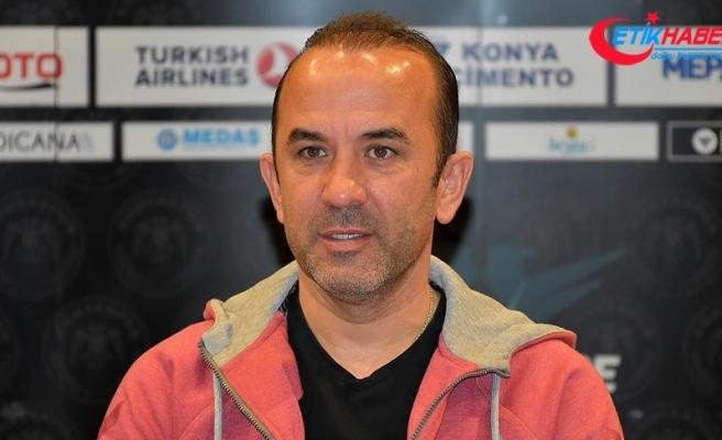 Atiker Konyaspor Teknik Direktörü Özdilek: Ligi ilk 10 takım içinde bitirmek istiyoruz