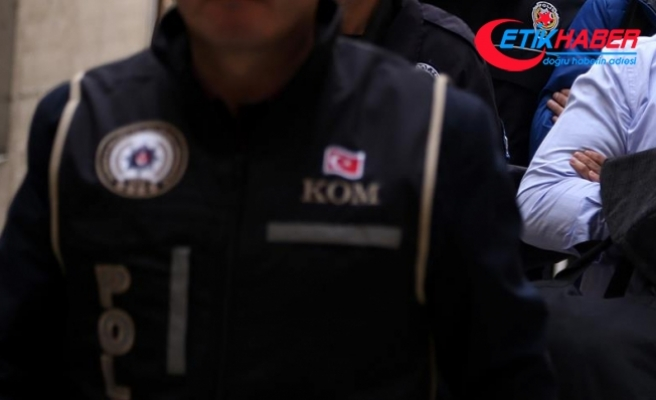 Antalya'da 4 FETÖ şüphelisi yakalandı