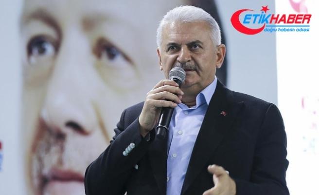 Yıldırım: Ne Belarus ne de Türkiye'nin gizli gündemi yok